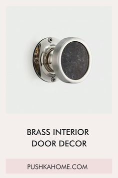 Looking for some interior door ideas and inspiration? We have just the thing... Our stunning internal door hardware. These black door handles and butt hinges are the perfect modern addition for all internal doors and add a touch of character to your home. Gold Room Decor, Gold Rooms, Gold Bedroom, Gold Home Accessories, Bedroom Accessories, Brass Kitchen Handles, Brass Bathroom Fixtures, Butt Hinges, Black Door Handles