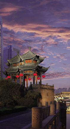 Shangri-La Hotel – Chengdu, China