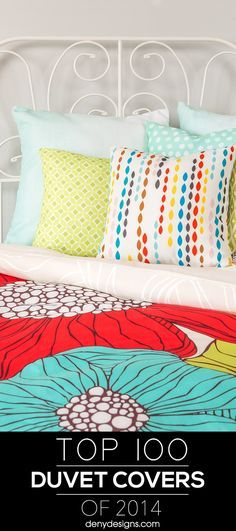 Find your fav from the Top 100 DENY Duvet Covers of 2014!