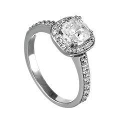 Spence Diamonds: Diamond Engagement Rings Made to  Order Style #7520