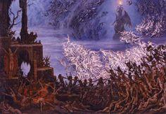 Tartarus Greek Mythology   Greek Deep Place Tartarus - Goddesses and Gods