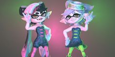 Splatoon's Squid Sisters Confirmed For Live Concert In Paris - http://techraptor.net/content/squid-sisters-coming-europe | Gaming, News