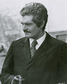 Omar Sharif, Le Casse, 1971