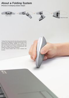 Two Uses To A Mouse | Yanko Design