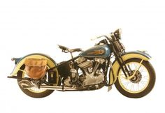 "George Pardos Collection ""Evolution of the Harley-Davidson Motorcycle"": 1936 Harley Davidson Model EL ""Knucklehead"""