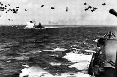 "The Battle of Okinawa has been referred to as the ""typhoon of steel"" referring to the ferocity of the fighting, the intensity of kamikaze attacks from the Japanese defenders, and to the sheer numbers of Allied ships and armored vehicles that assaulted the island. The battle resulted in the highest number of casualties in the Pacific Theater during World War II. My Dad was there."