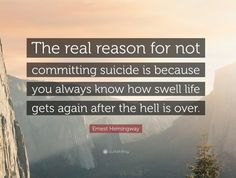 37 Awesome Suicide Awareness Quotes That You Have To Know