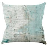 Found it at AllModern - Bluish by Iris Lehnhardt Throw Pillow