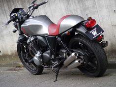 "Racing Cafè: Honda CB 1100 ""Wild-7"" by White House Japan"