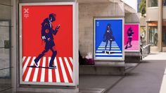 Duotone Illustrations by Neil V Fernando – Inspiration Grid | Design Inspiration