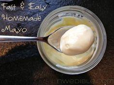 The Homestead Survival | Magic Mayonnaise � homemade recipe | http://thehomesteadsurvival.com
