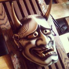 Portal dos Mitos: Máscaras Hannya