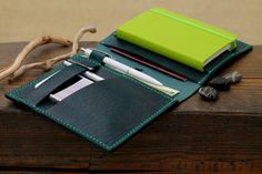 Leather Notebooks Cover, Moleskine Cover, Daily Diary, Leather Cover, Leather Organizer, Travel Accessories by 22THEPORTALL on Etsy https://www.etsy.com/listing/401099379/leather-notebooks-cover-moleskine-cover