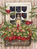 Новый год и Рождество. Винтажные ..