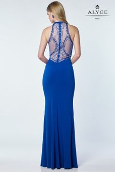 Stand out in this two piece gown with sheer illusion scoop neckline and open back detail! Fabulous crop top features fully beaded pearls along the cap sleeves, neck, and down the spine while the curve flattering mermaid jersey skirt completes the look Two Piece Gown, Jersey Skirt, Prom Dresses, Formal Dresses, Dress Collection, Special Occasion, Gowns, Crop Tops, Beautiful