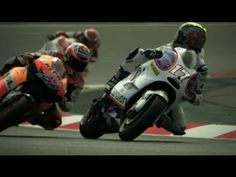 High speed MotoGP cornering at 1000fps. Casey Stoner, we'll miss you.