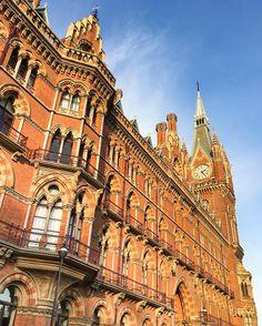 St Pancras, London Travel 2017, Dream City, London Photography, English Countryside, London Calling, Grand Hotel, London Travel, Sherlock Holmes, London England