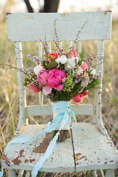 Vintage Romance Bouquet