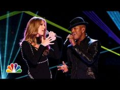 "Celine Dion and Ne-Yo: ""Incredible"" - The Voice Highlight"