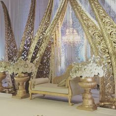 Lotus Mandap #mandap # mandapdecor #southasianwedding #weddings #indianwedding #indianweddingsite #weddingstage #toronto