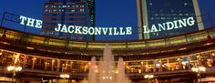 jacksonville florida restaurants | The Jacksonville Landing, Downtown Jacksonville, FL - Crowne Plaza ...