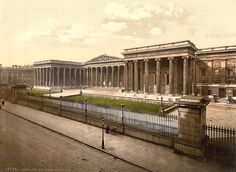 Admission is free to the British Museum.  You could spend days viewing the world's treasures there.