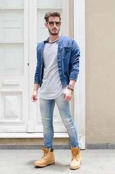 look tenis jeans masculino - Pesquisa Google