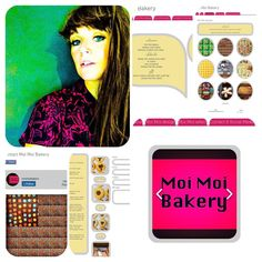 Cookies and cakes. Think. Design. Make. Photograph. Publish. Build. Post. Sell. Live. Smile