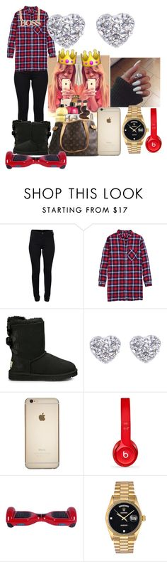"""""""......."""" by sagw-271 ❤ liked on Polyvore featuring interior, interiors, interior design, home, home decor, interior decorating, French Connection, H&M, UGG Australia and Joma"""