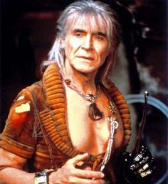 Khan from Star Trek II: The Wrath of Khan The remake is very good but there is no Khan like the first Khan