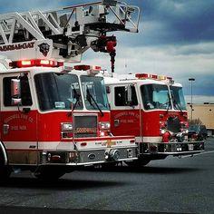 Goodwill Fire Co. KME Fire Apparatus