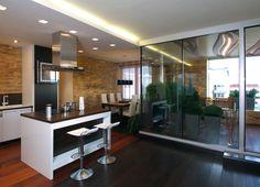 interier design dizajn navrh atyp byt rodinny dom výtvarné doriešenie | KUCHYNE
