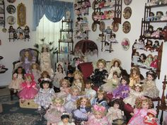 Doll Room Continued