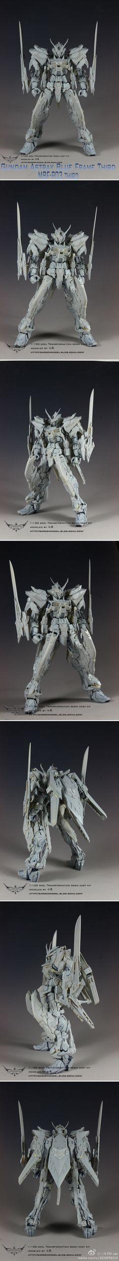 Gundam Astray Blue Frame