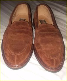 85e9b05ee099 Mens Cole Haan Suade Leather Loafers Size 9M NEARLY NEWMADE in USA  fashion   clothing  shoes  accessories  mensshoes  casualshoes (ebay link)