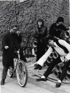 R.E.M. The bicycle photo