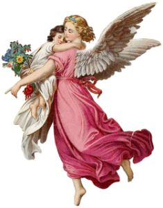 Victorian Vintage Christmas Angel Cross-Stitch Pattern in Crafts, Needlecrafts & Yarn, Cross Stitch & Hardanger Angel Images, Angel Pictures, Images Gif, Bing Images, Victorian Angels, Victorian Christmas, Vintage Christmas, Victorian Bride, I Believe In Angels