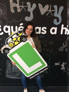 NÚRIA COBOS!!! #hoyvoy #autoescuela #sabadell