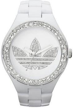 White Watch #Adidas
