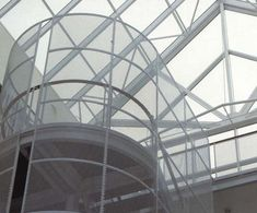 Perforated Metal Walkway  Perforated steel is extremely versatile and applies itself to a variety of applications such as balustrade infill panels, railings infill panels, acoustics and sound proofing, security screens, louvres and ventilation, and air conditioning grilles.    #sheet #steel #perforatedmetal #mesh #sheets #metal #handrail #perforated Security Screen, Perforated Metal, Shop Fittings, Metal Mesh, Sound Proofing, Stage Design, Railings, Walkway, Conditioning