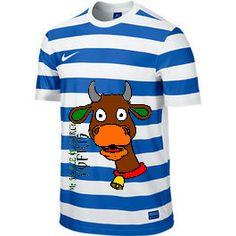 Ontwerp shirt De Graafschap 2014-2015! YoFris heeft liefde voor de Superboeren!