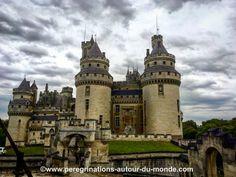 Château de Pierrefonds en Picardie