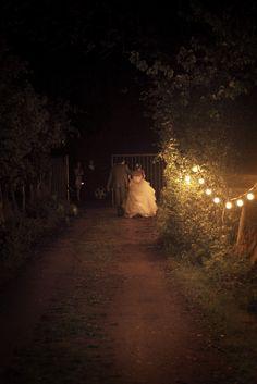 It was a fabulous wedding.......