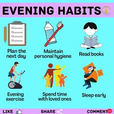 Our character is basically a composite of our habits. Because they are consistent, often unconscious patterns, they constantly, daily, express our character.🙇🏻♀️  Plan next day Maintain personal hygiene Read books Evening excercise Spend time with loved ones Sleep early. #habits #sucess #sucessful #profseema Sleep Early, Daily Express, Next Day, Personal Hygiene, Make It Through, Read Books, Excercise, First Love, How To Plan