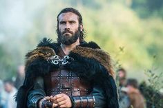 Emmy Nominations And Vikings TV Show. Clive Standen As Rollo Lothbrok Deserved A Nomination