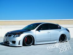 Nissan altima, Nissan and Custom cars on Pinterest