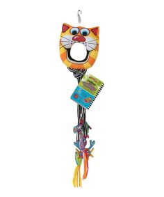 Another great find on #zulily! Fat Cat Fat Cat Catfisher Doorknob Hanger by Fat Cat #zulilyfinds