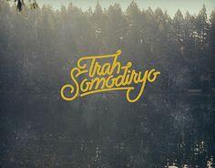 """Check out new work on my @Behance portfolio: """"Trah Somodryo Typo"""" http://be.net/gallery/48576793/Trah-Somodryo-Typo"""