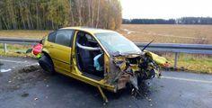 Nehoda se zraněním u Plzně