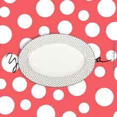 Petit plat, ravier en faïence de Gien France, marli motif petits pois noirs. French Vintage. Dimensions : 24,5 cm x 17,3 cm. En bon état, ni manque ni fêle. 1971 - 1984 25,00 € TTC Le Grenier de la Mandoune http://legrenierdelamandoune.com #legrenierdelamandoune